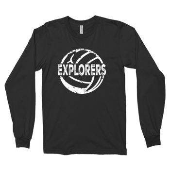 Soft Cotton Long Sleeve T-Shirt Thumbnail